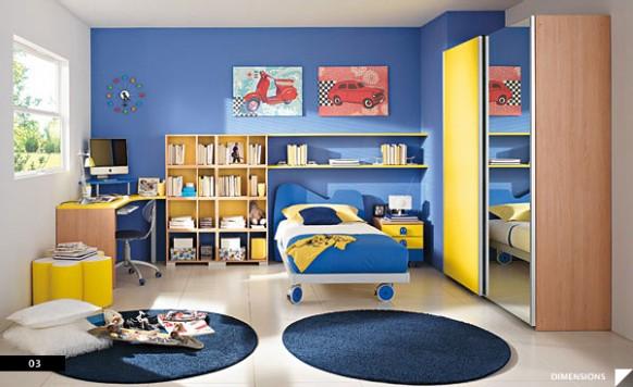 dětský pokoj chlapecký