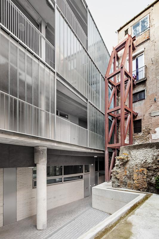 bytový projekt od Lola Domenech