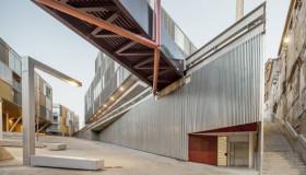 Barcelona: bytový projekt od Lola Domenech