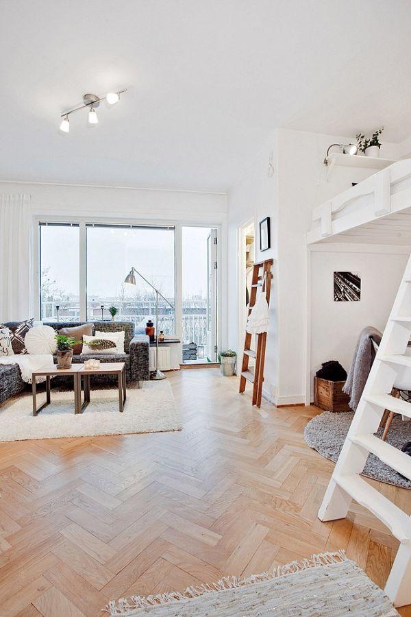 malý byt inspirace fotografie