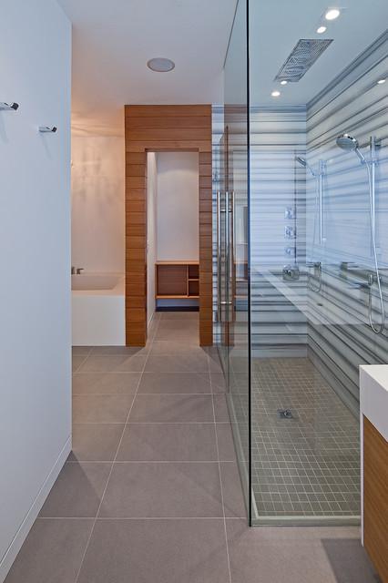 koupelna pruhy