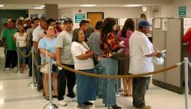 Nezaměstnanost klesla v květnu na 7,5%