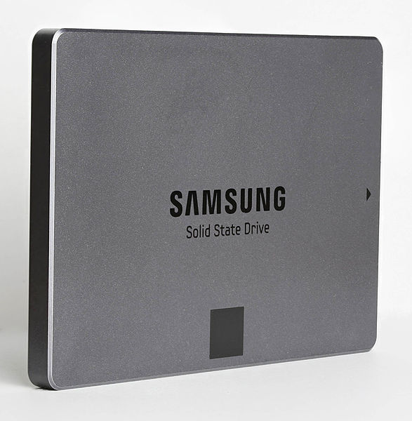 SSD disk Samsung