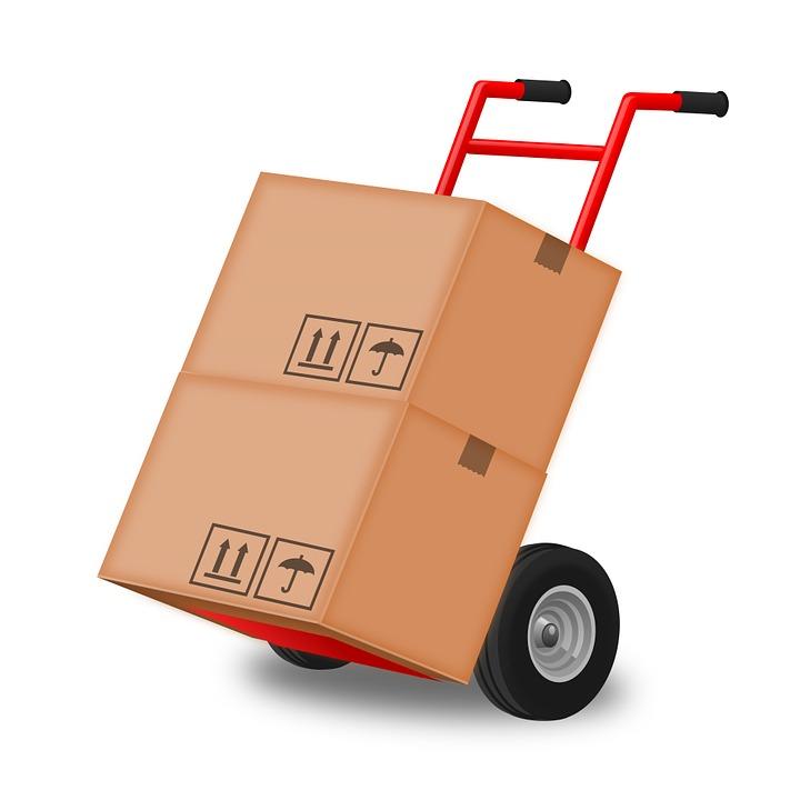 přepravní balíky