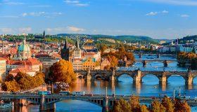Pracovní schůzka v Praze