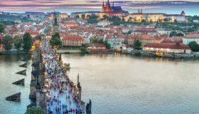 Užijte si pobyt v Praze