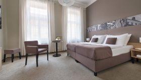 Ubytování v Praze vhodné i pro obchodní eventy