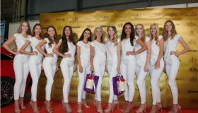 Finalistky Miss České republiky již tradičně ozdobou největší automobilové výstavy v České republice